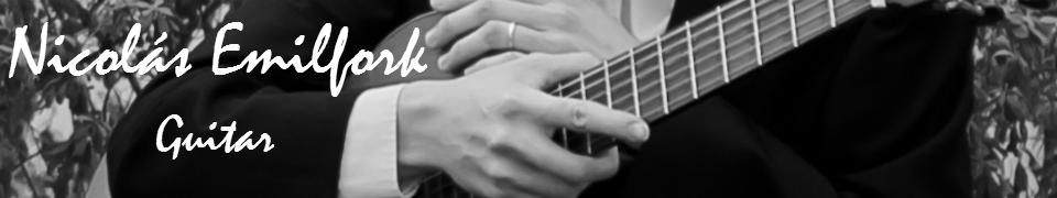 Nicolas Emilfork - Guitar